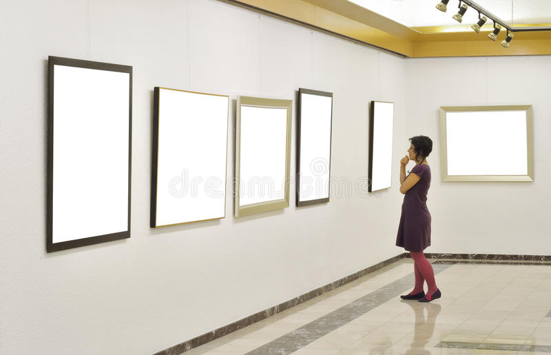 Exposition photos libres de droits