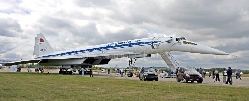 Exposition aérospatiale MAKS-2009 (3) photo libre de droits