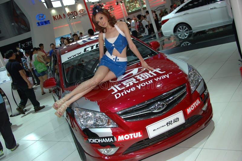 Exposition automatique en Chine, Shenzhen photos libres de droits