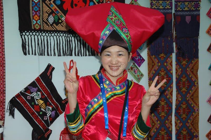 Exposition culturelle à Shenzhen, Chine photographie stock libre de droits