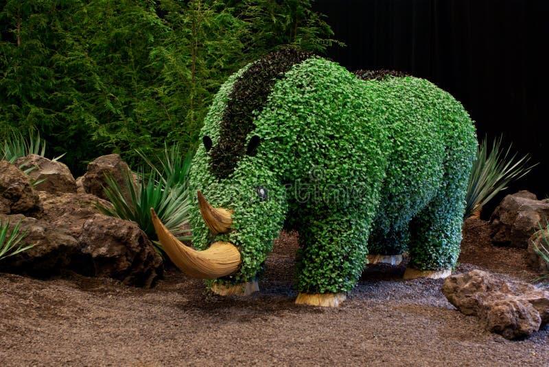 Exposition de Gand Floralies 2010, de fleur et de plante photographie stock libre de droits