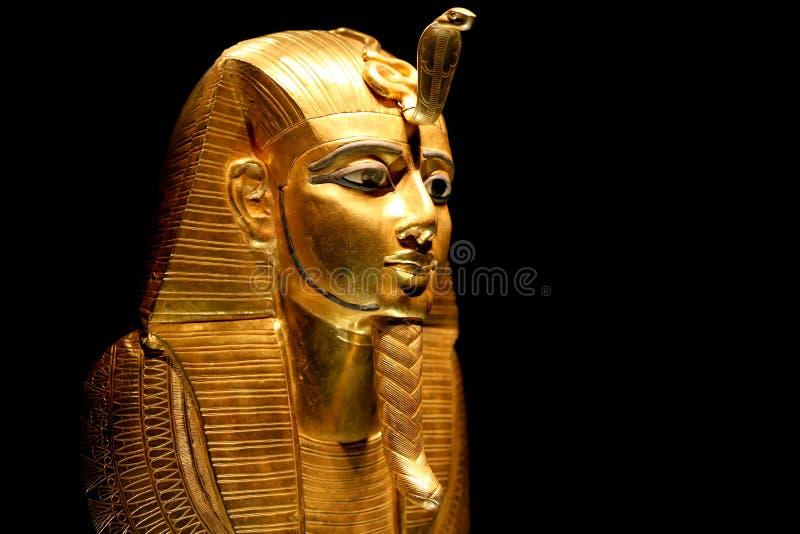 Exposition de Tutankhamun photo libre de droits