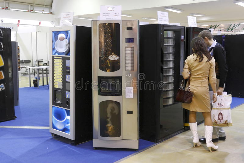 Exposition internationale photo stock