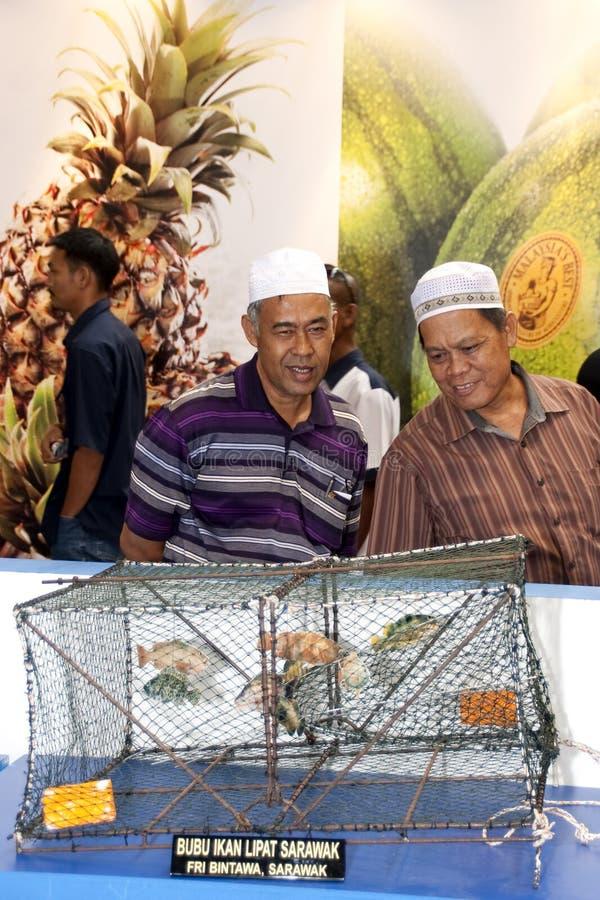 Exposition malaisienne d'agriculture et d'Agrotourism images stock