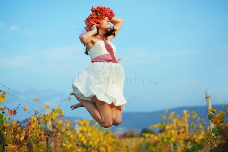 Expressão do outono imagens de stock