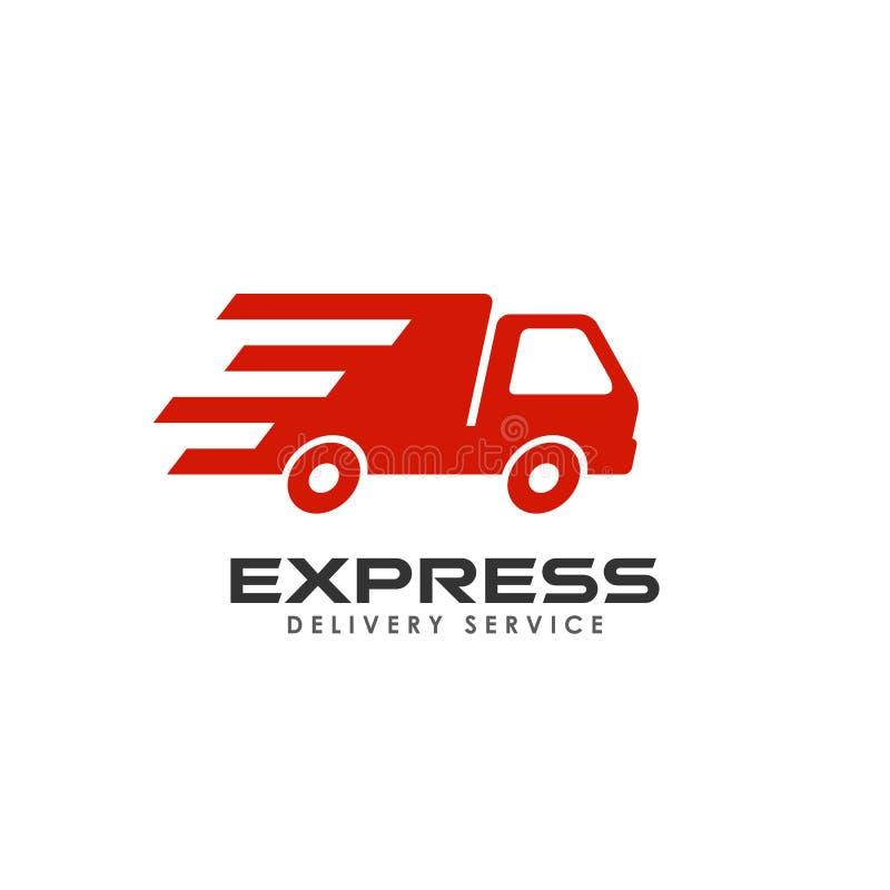 Express Delivery Services Logo Design. Courier Logo Design Template Stock  Vector - Illustration of idea, deliver: 135610100