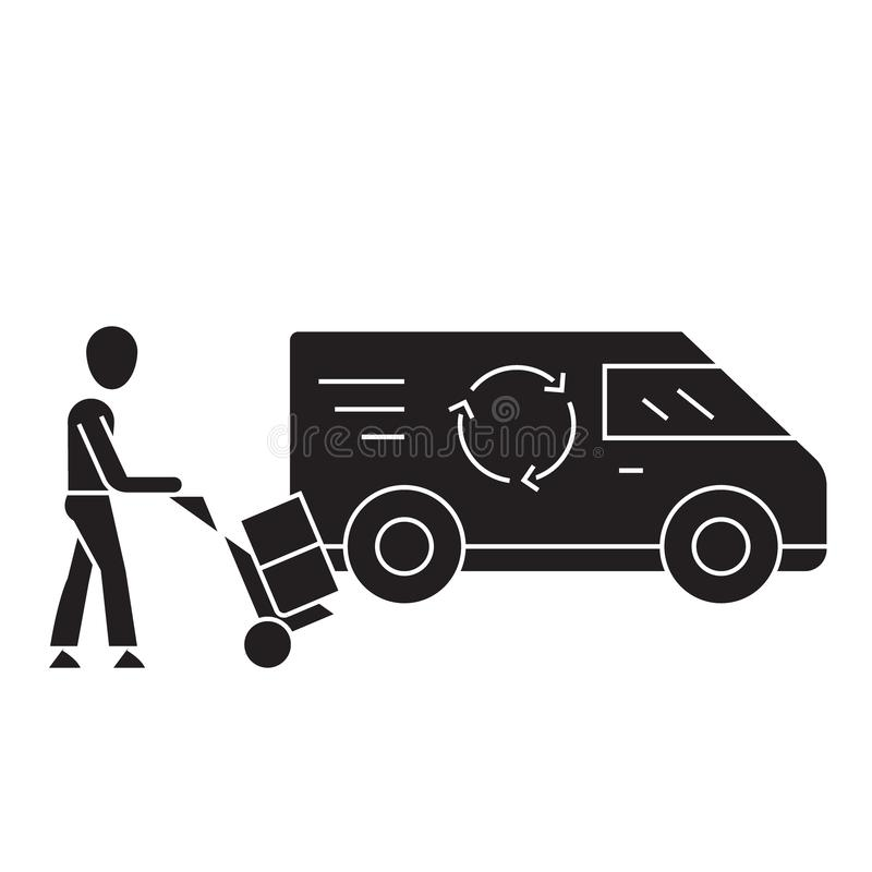 Logistics Logo With Modern Unique Concept: Air Freight Icon Stock Illustrations 2,754 Air Freight