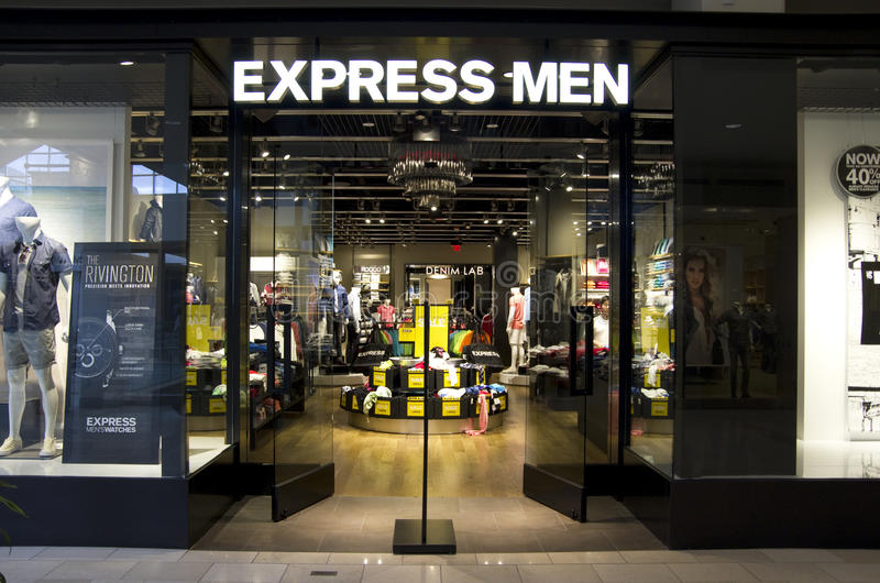 La express clothing store