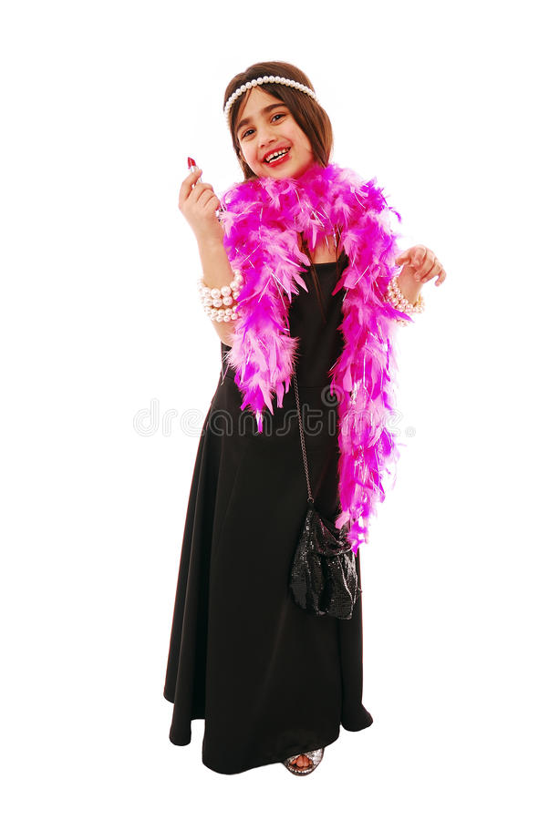 Download Expressing yourself stock image. Image of costume, childhood - 12385229