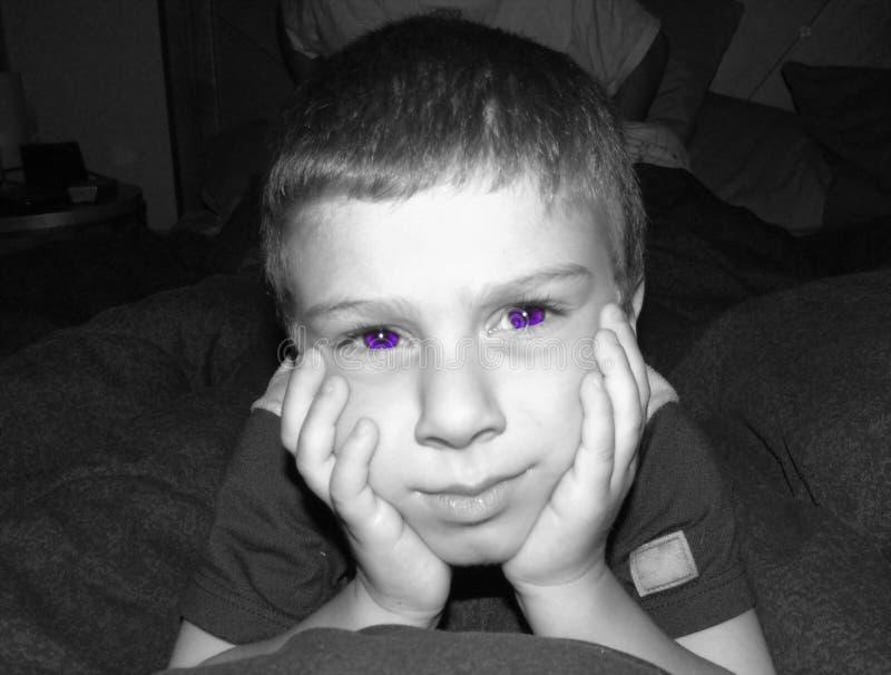Expression 4 de Childs photo stock