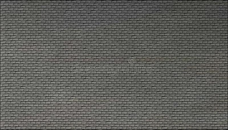 Expressionismo abstrato, paisagem azul cinzenta fantástica imagem de stock