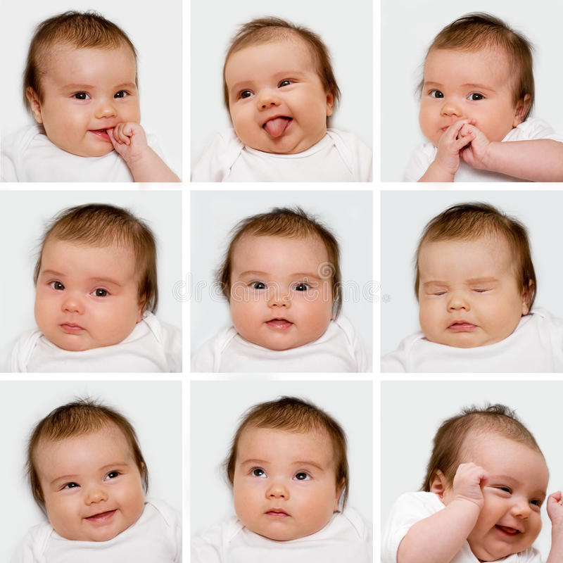 Download Expressions stock image. Image of furious, eyes, innocence - 9759259