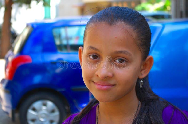 Expressions bleues douces photographie stock libre de droits