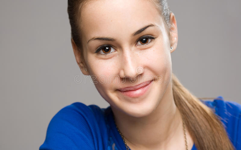 Download Expressive teen portrait. stock photo. Image of relaxed - 29439226