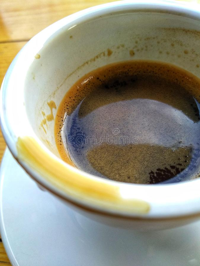 Expresso photographie stock