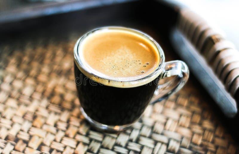 Expresso kawa obrazy stock