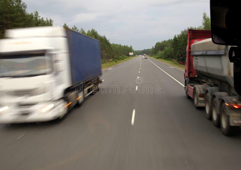 expressway стоковые фотографии rf