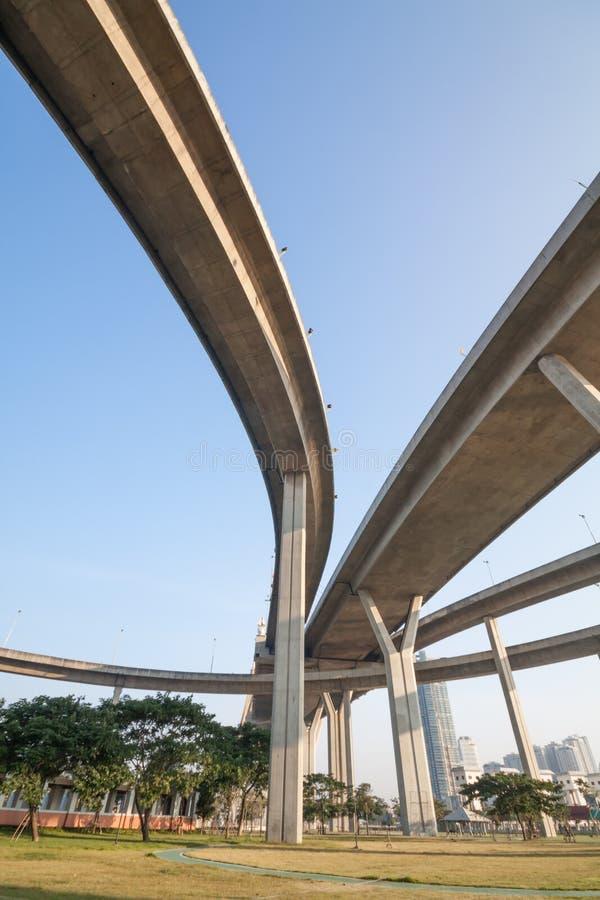 expressway стоковые изображения rf