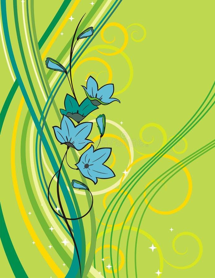 Download Exquisite Floral Background Stock Vector - Illustration: 2365515