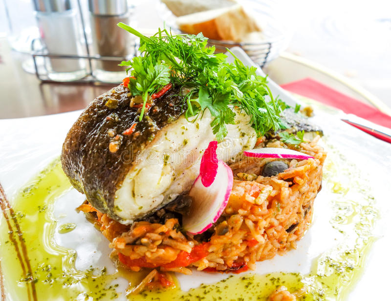 Exquisite french cuisine stock photo image of fresh - French cuisine definition ...