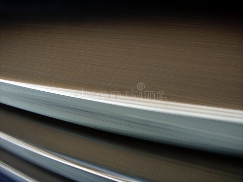 Extended Motion 5 Royalty Free Stock Image
