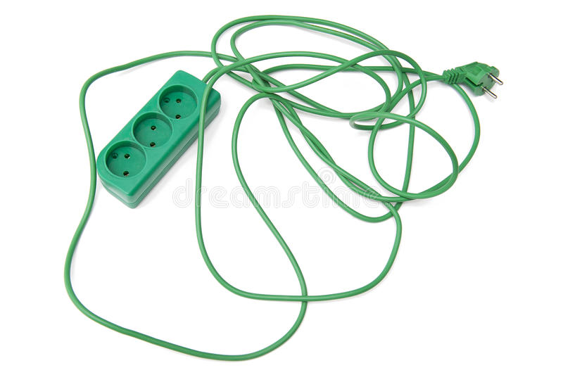 Download Extension cord stock photo. Image of long, energy, connection - 20767960