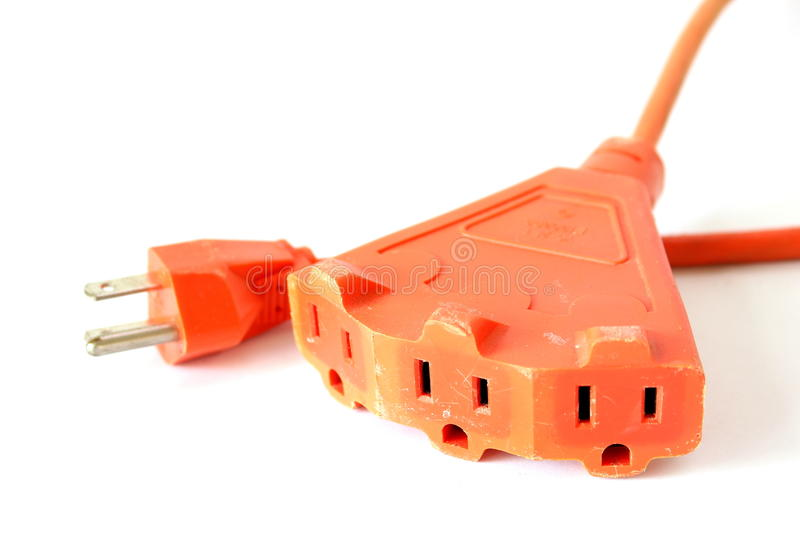 Download Extension Cord stock image. Image of cord, wire, energy - 25018719