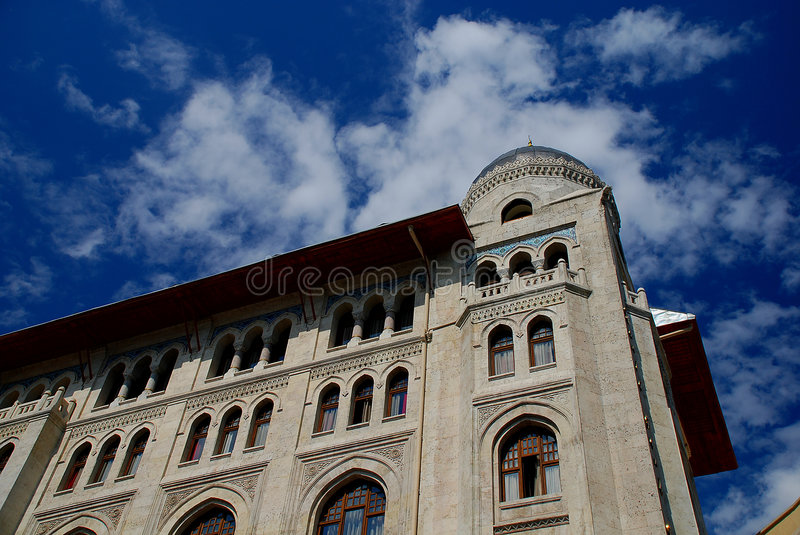 Download Exterior Of Ancient Building Stock Photo - Image: 3202224