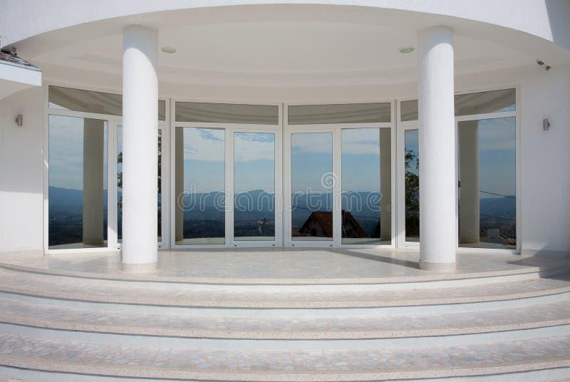 Exterior da casa imagem de stock royalty free