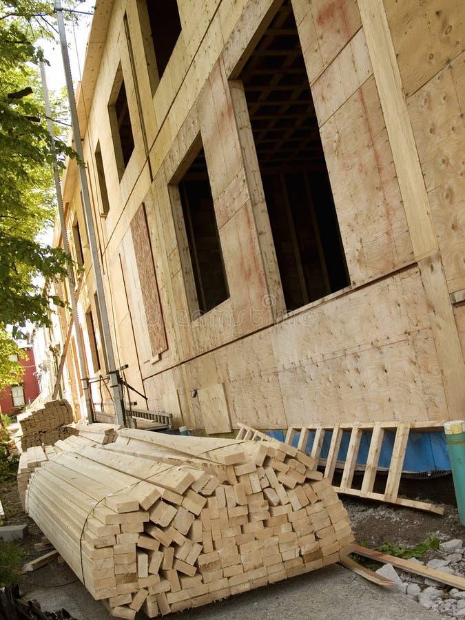 Exterior da construção foto de stock royalty free