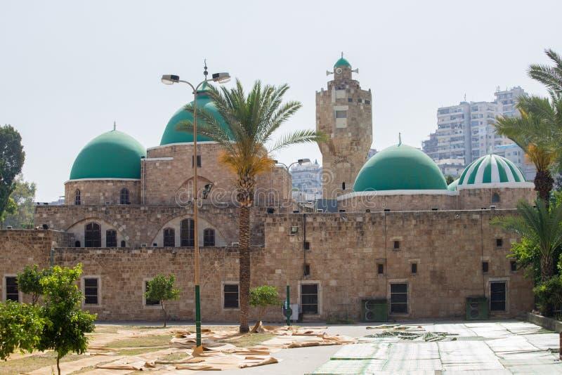 Exterior de la Mezquita Taynal Trípoli, Líbano fotos de archivo