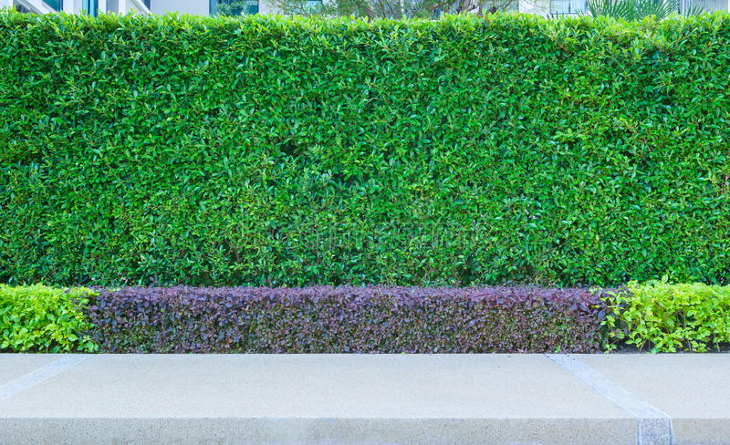 Exterior decoration of garden stock image