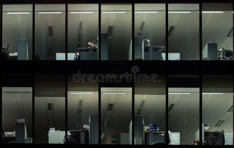 Exterior del edificio de oficinas imagen de archivo libre de regalías
