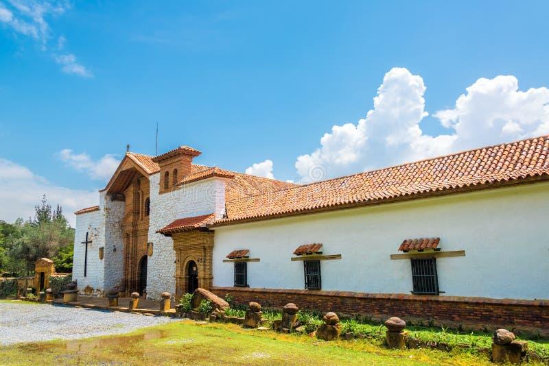Exterior del monasterio imágenes de archivo libres de regalías