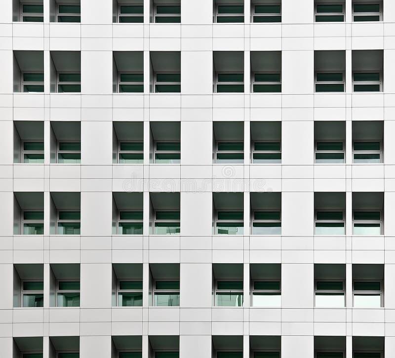 Exterior do prédio de escritórios
