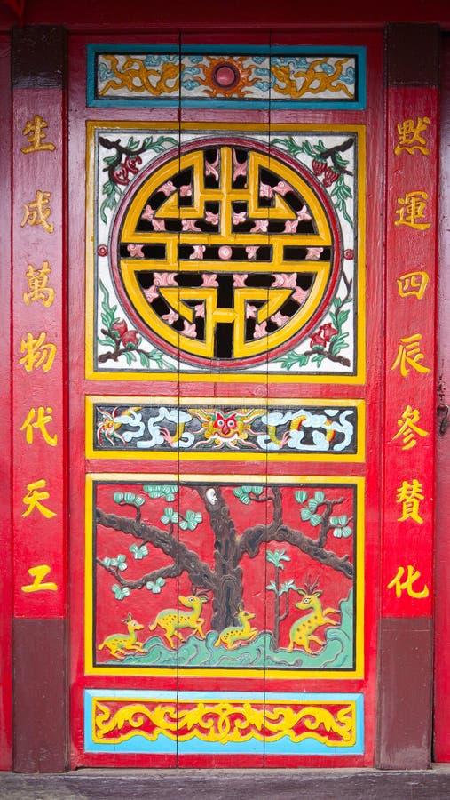 Exterior do templo imagem de stock royalty free