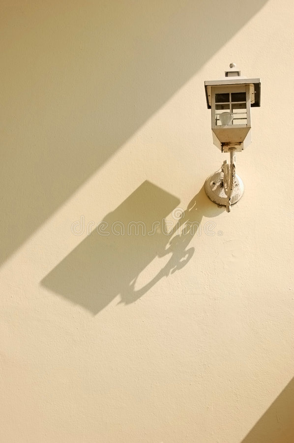 Exterior light royalty free stock images