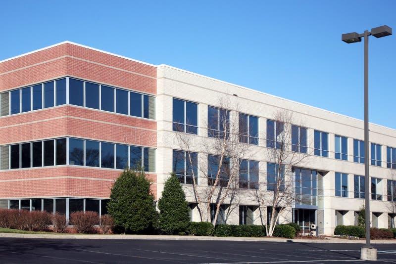 Exterior moderno del edificio de oficinas foto de archivo libre de regalías