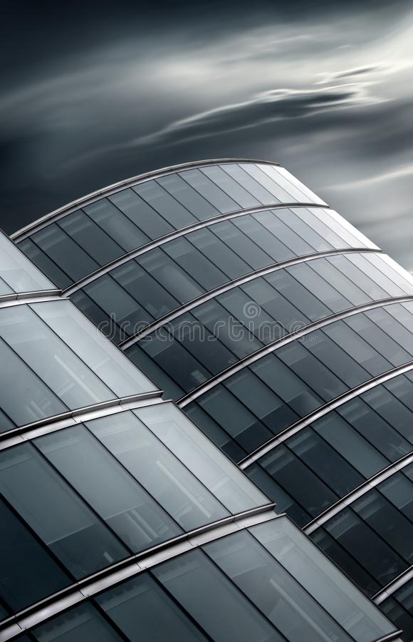 Download Exterior Of Office Buildings Stock Photo - Image: 26956230