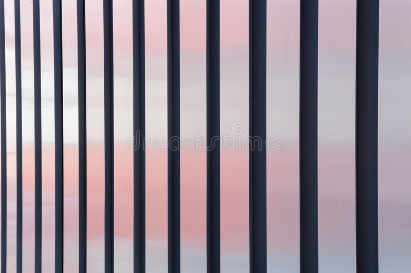 Strips perforated metal