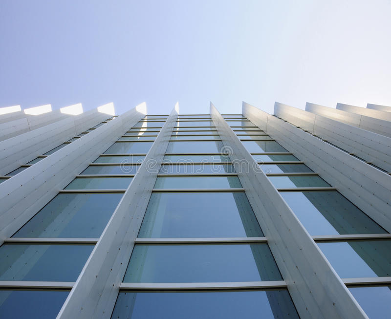 Download Exterior Windows Of Building Looking Up Stock Photo - Image: 15956980