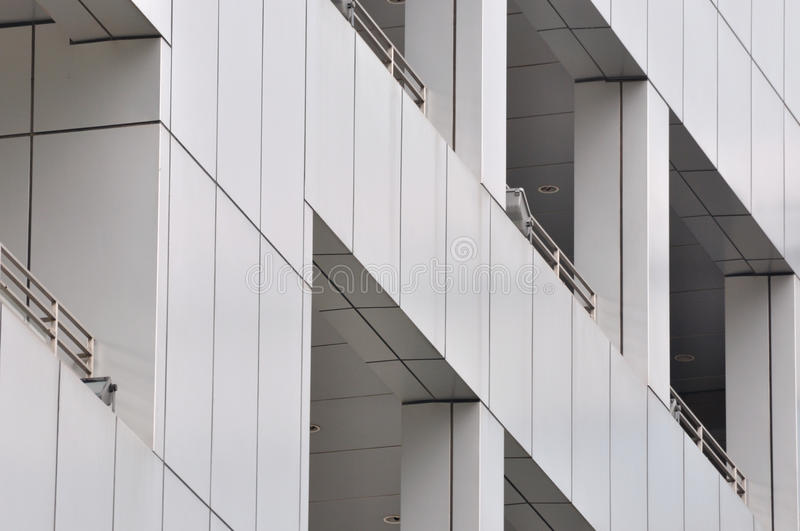 Download External Detail Of Modern Building Stock Photo - Image: 12278682