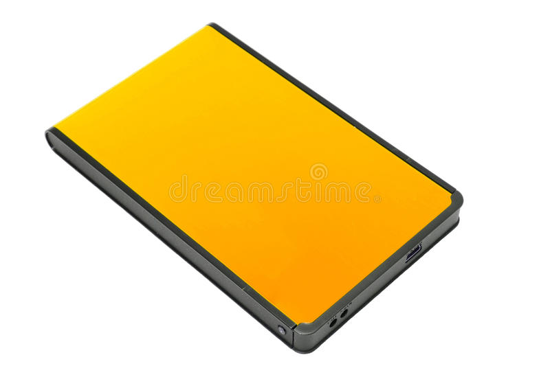 Download External Hard Disk stock photo. Image of business, disc - 20591534
