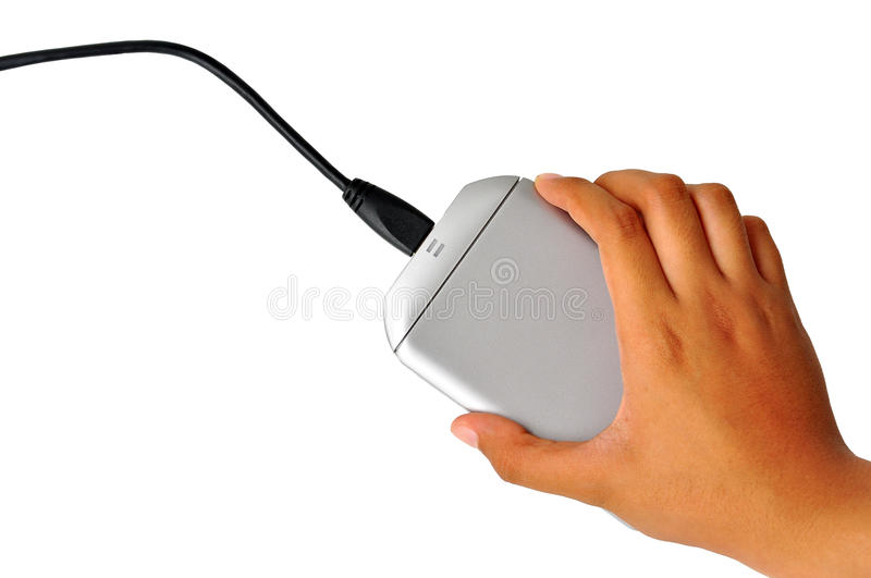Download External hard drive stock image. Image of equipment, disc - 25549223