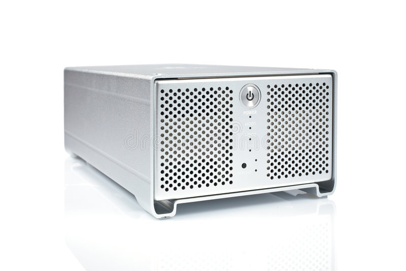 External hard drive stock photos