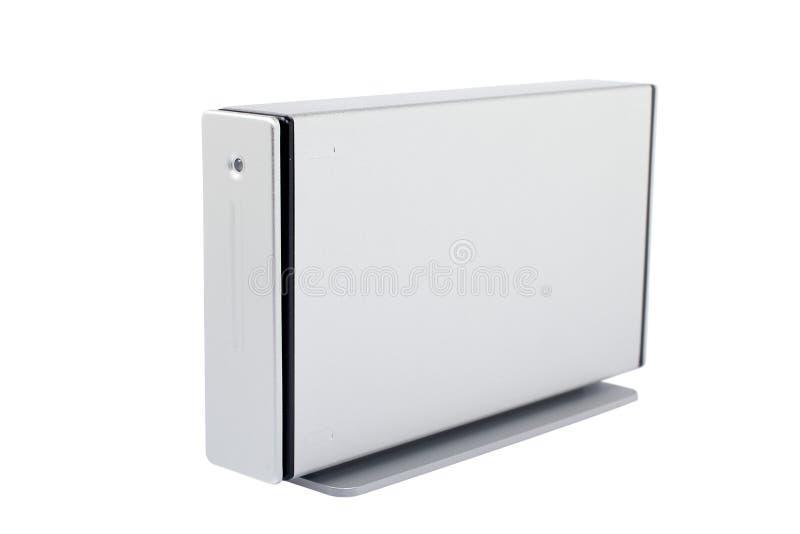 External hard drive royalty free stock photo