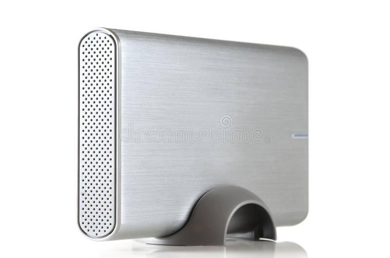 Download External Portable Hard Disk Drive Royalty Free Stock Images - Image: 14370329