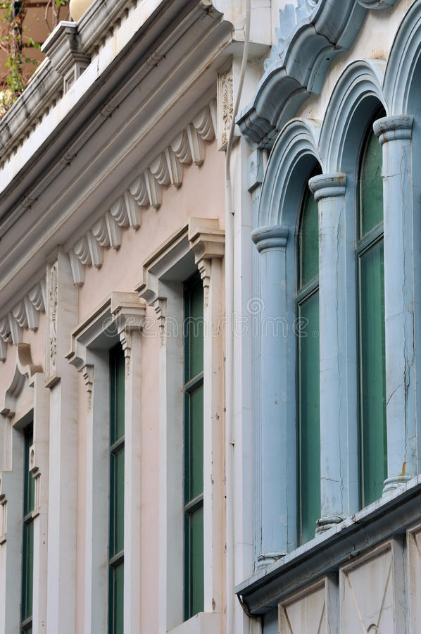 Download External Of Residence Building Stock Image - Image: 26790085