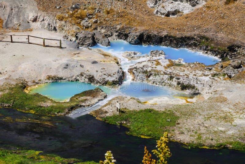 extinct volcano basins in the whitmore valley stock photos