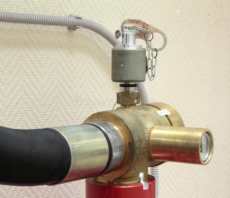 Download Extinguishing stock image. Image of pressure, freon, equipment - 27679473